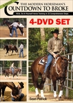 Modern Horseman's Countdown to Broke Training program (4 DVD Set)