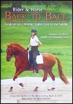 Rider & Horse Back To Back DVD