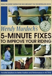 Wendy Murdoch's 5-Minute Fixes To Improve Your Riding