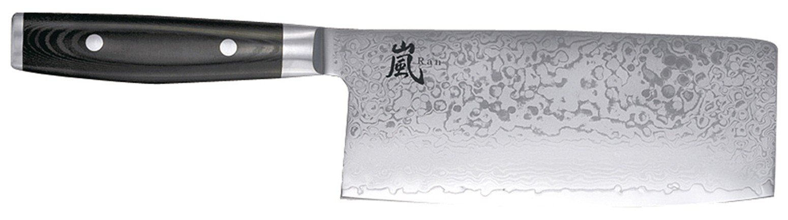 yaxell ran chinese chef 39 s knife cleaver. Black Bedroom Furniture Sets. Home Design Ideas