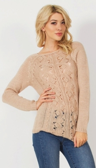 Bunches of Oats Sweater *