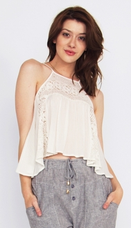 Camilla Lace Top*
