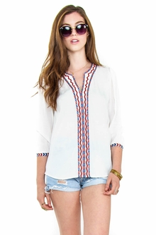 Cancun Delights Blouse