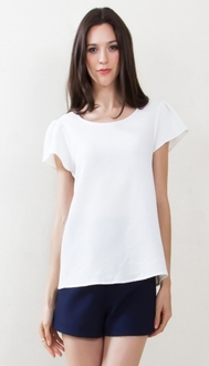Catherine Texured Top*