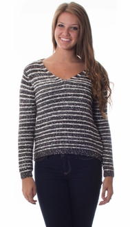 Charcoal Blend Sweater