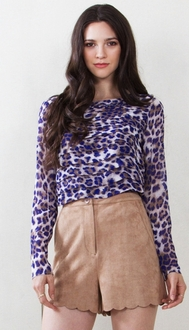 Cheetahlicious Top*