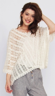 Day Tripper Crochet Top*