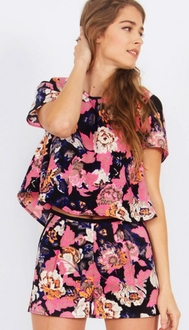 Flower Pop Top*