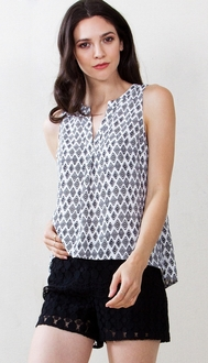 Hypnotic Sleeveless Top*