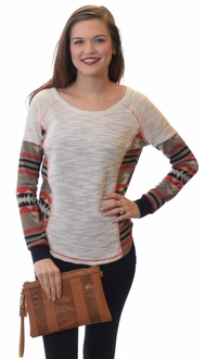 Indian Summer Pullover Sweater