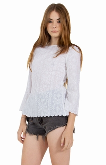 Keepsake Lace Top *