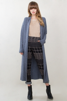 Long Story Cardigan Sweater*