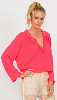 Neon Punch Top*