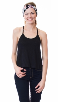 Not So Basic Black Tank