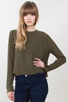 Sergeant Olive Top*