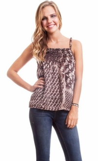 Shades of Brown Tank