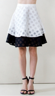Spotted You Skirt*