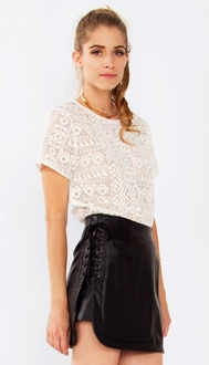 Sweet Aztec Top*