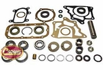"1) Overhaul repair kit with 1-1/8 "" intermediate shaft, use with Dana Spicer 18 transfer case"