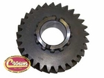 14) Gear, output shaft gear ( 26 - 12 teeth ), use with Dana Spicer 18 transfer case