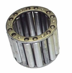 "20) Bearing, caged rollers, 1-1/8 "" intermediate shaft ( 2 needed ), use with Dana Spicer 18 transfer case"