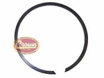 26) Rear bearing retainer snap ring, 1967-75 Jeep CJ-5, CJ-6 with T-14 transmission