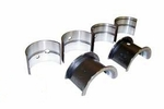34) Bearing, main set .030 under size, f-134 hurricane, 1953-71 Willys Jeep CJ-3B, CJ-5, CJ-6
