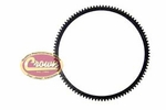 9) Ring gear, 97 tooth, fits 1946-49 Jeep CJ-2A with 4 cyl. engine