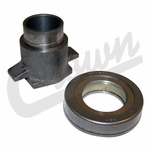 Clutch Carrier with Bearing, fits 1945-71 Jeep CJ-2A, CJ-3A, CJ-3B, CJ-5, CJ-6 with 4 cyl. engine