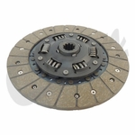 "Clutch disc, 9 1/4""dia, fits 1960-71 CJ-5, CJ-6 with 4 cyl. engine"