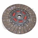 10-1/2 inch Clutch Disc, fits 1976-79 Jeep CJ with 5.0L Engine