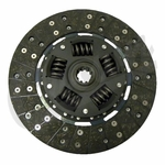 10-1/2 inch Clutch Disc, fits 1972-75 Jeep CJ w/ 5.0L, 1980-86 Jeep CJ w/ 5.0L, 4.2L Engines