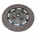 "Clutch disk, 8 1/2"" dia, fits 1945-71 Jeep CJ-2A, CJ-3A, CJ-3B, CJ-5, CJ-6 with 4 cyl. engine"