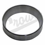 Differential Carrier Bearing Cup, fits 1976-86 Jeep CJ with AMC Model 20 Rear Axle