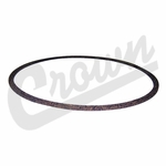 Differential Cover Gasket, fits 1976-86 Jeep CJ with AMC Model 20 Rear Axle