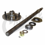 Drivers Side Axle Shaft Kit, fits 1982-86 Jeep CJ-7, CJ-8 with AMC 20 Rear Axle