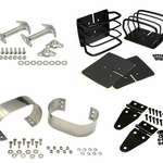 Kentrol Stainless Jeep Accessories