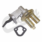 New fuel pump, fits 1971-78 Jeep CJ w/ 3.8L or 4.2L engine