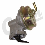 New fuel pump, fits 1980-83 Jeep CJ with 4 cyl. GM 151 engine