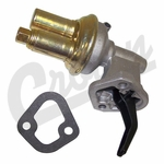 Mechanical Fuel Pump 1987-90 Jeep Wrangler w/ 4.2L 258 engine