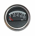 Oil pressure gauge, fits 1976-86 Jeep CJ