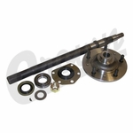 Passenger Side Axle Shaft Kit w/ Quadra Trac, fits 1976-79 Jeep CJ-5, CJ-7 with AMC 20 Axle