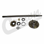 Passenger Side Axle Shaft Kit, fits 1982-86 Jeep CJ-7, CJ-8 with AMC 20 Rear Axle