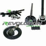 Revolution Gear & Axle