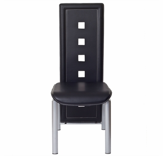 Prime Tuxedo Dining Chair In Black Bralicious Painted Fabric Chair Ideas Braliciousco