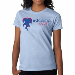 AACPS Ladies' Cotton T-shirt