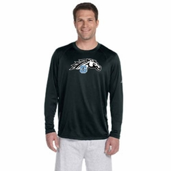 Mustang New Balance Mens' Long Sleeve Performance T-Shirt