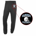 Mustangs Sweatpants Elastic Bottom