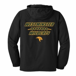 Wildcats Football Windbreaker Hoodie