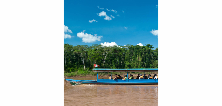 Posada Amazonas Family programs for Teens - 5D/4N